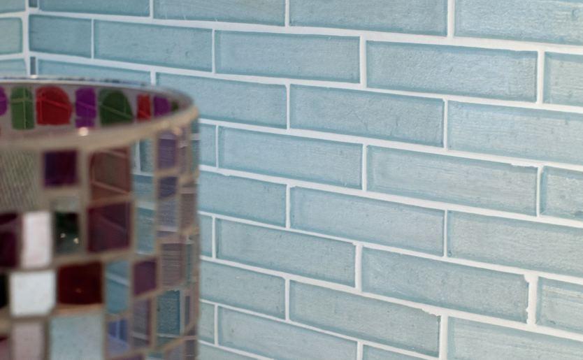 Glass Tiles Wall Kitchen Bathroom Pono Stone
